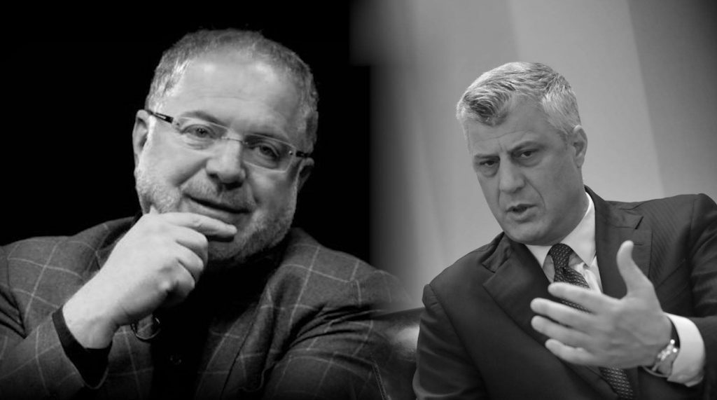 Baton Haxhiu: Hashim Thaçi dha urdhër të prerë për arrestimin e Gjuriqit -  Gazeta Projekti